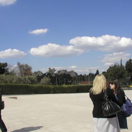 סיור לימודי באתונה, 2010